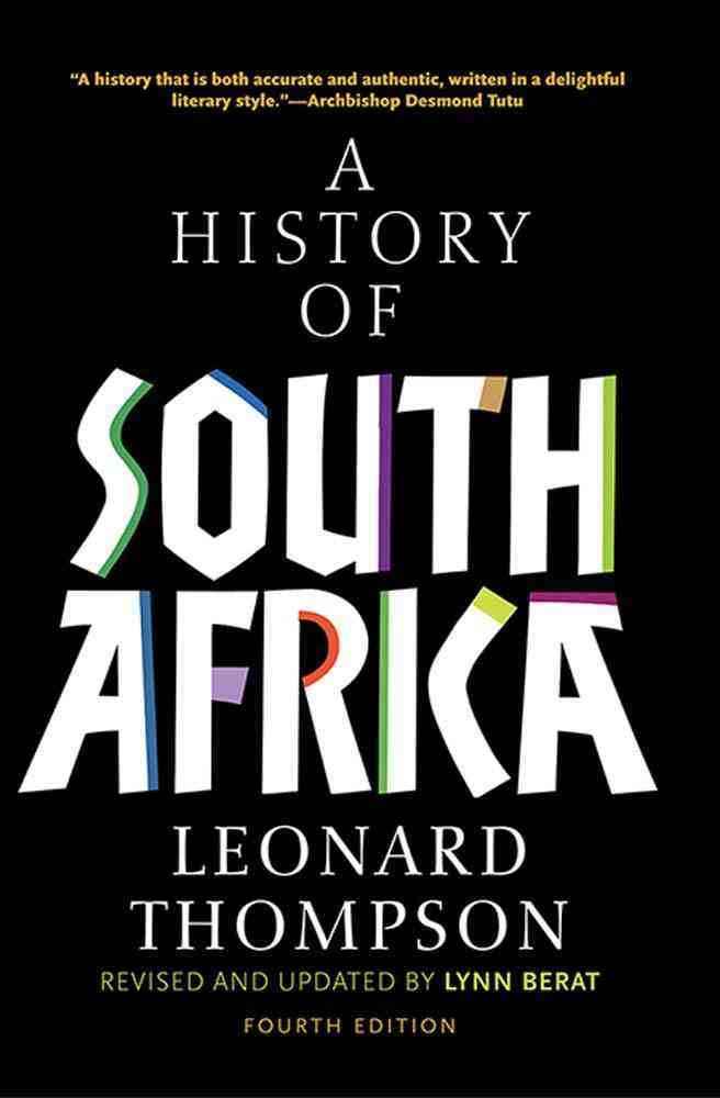 A History of South Africa By Thompson, Leonard/ Berat, Lynn (EDT)